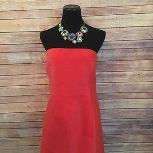 100% silk Dana Buchanan dress
